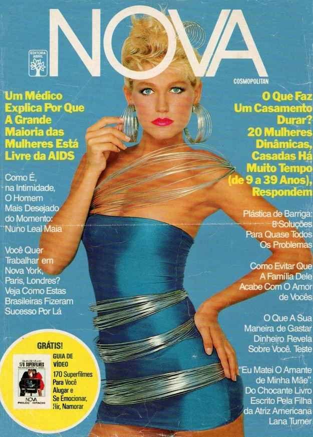 Poderosa nos 80 | A história da vida de Xuxa em 39 capas de revista (e uma de disco)
