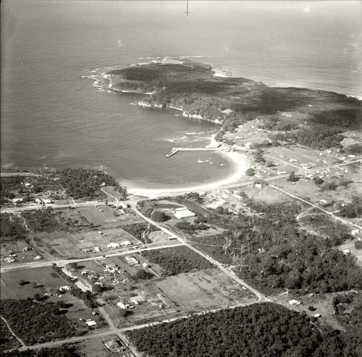 Ulladulla in 1937.