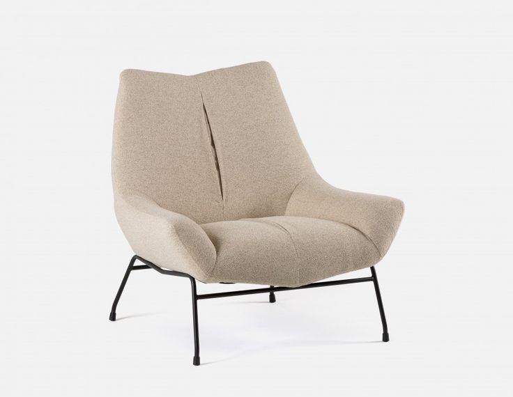 KEMP - Armchair - Beige