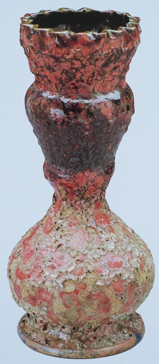 459 Best George E Ohr Pottery Images On Pinterest Jars