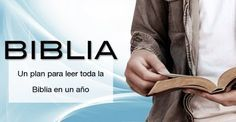 Un plan para leer toda la Biblia en un año en La Biblia de las Américas