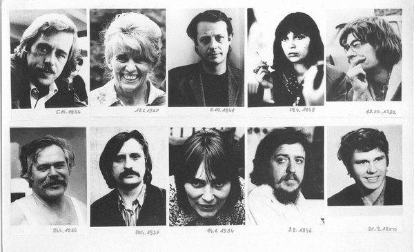 27. dubna 1978 založila skupina signatářů Charty 77 Výbor na obranu nespravedlivě stíhaných...(2) Twitter