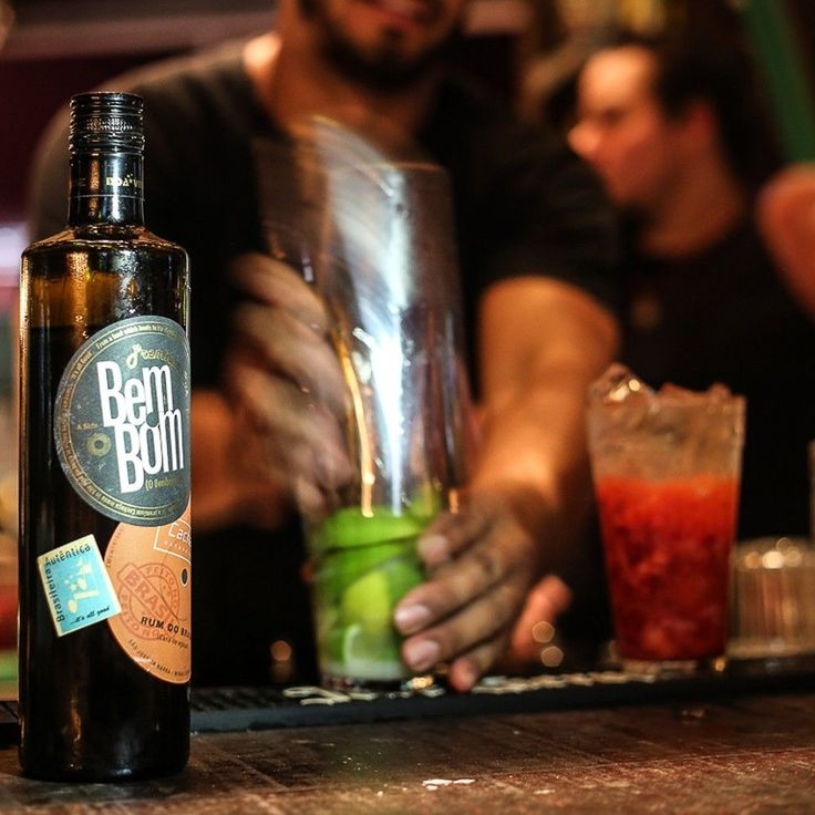 Did you know that the first Brazilian rum was distilled in 1532 in São Vincente, São Paulo state, nearly a hundred years before the beginning of larger scale rum production in the Caribbean?  And Brazil is still making great rum, in their unique cane-juice style... so why not grab a bottle of BemBom and celebrate their pioneering spirit?!