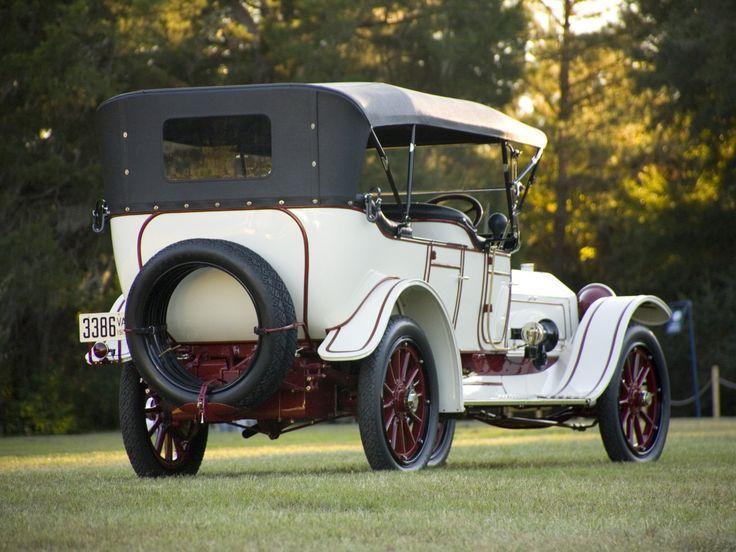 Peerless Model 48 7-passenger Touring '1915
