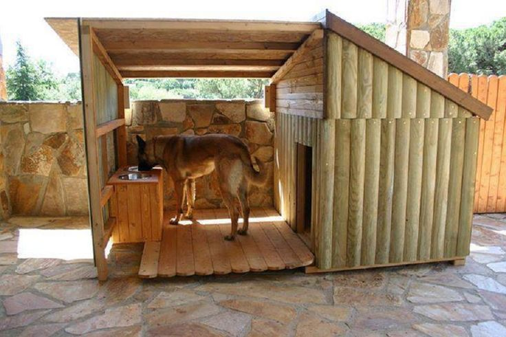 Extravagance Indoor Dog Houses: Free Wooden Dog Houses Plans – LabPopo