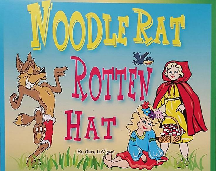 Join the Prior Lake Players for Noodle Rat Rotten Hat on Friday, March 4 & Saturday, March 5 at 7:00 p.m. (Twin Oaks Middle School, 15860 Fish Point Road SE, Prior Lake).
