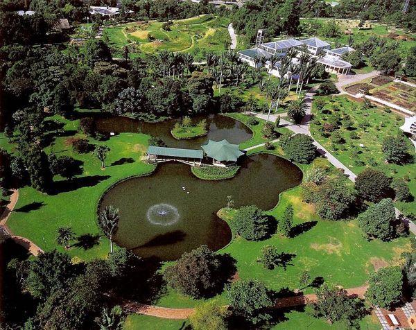 Jardin Botánico José Celestino Mutis en Bogota