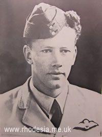 Pilot Officer Ian Douglas Smith, 237 (Rhodesia) Squadron