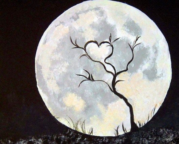 Intuitive Astrology: February Full Moon 2016