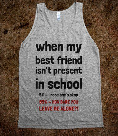 "This would be cute if it says ""if my BIG isn't present in school!"""