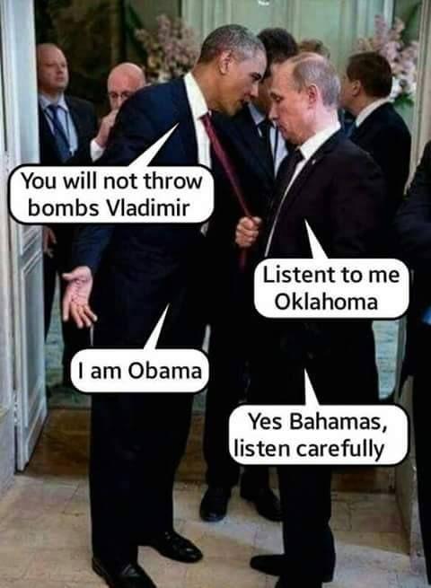 Putin | Obama | Humor                                                                                                                                                                                 More