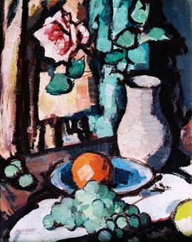 Samuel Peploe  Scottish Colourist
