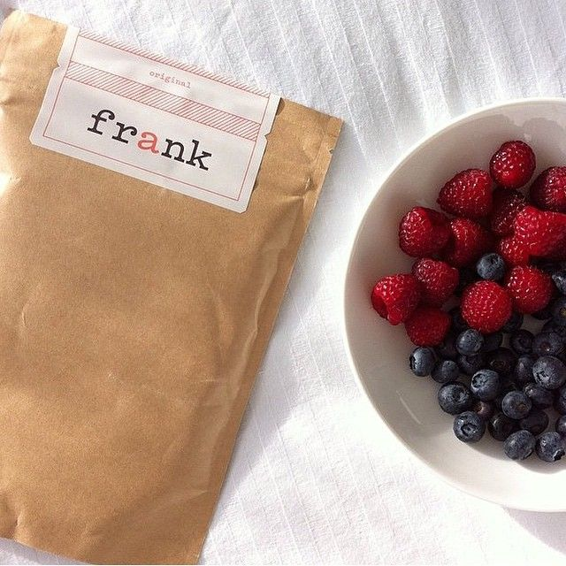 Getting fruity.