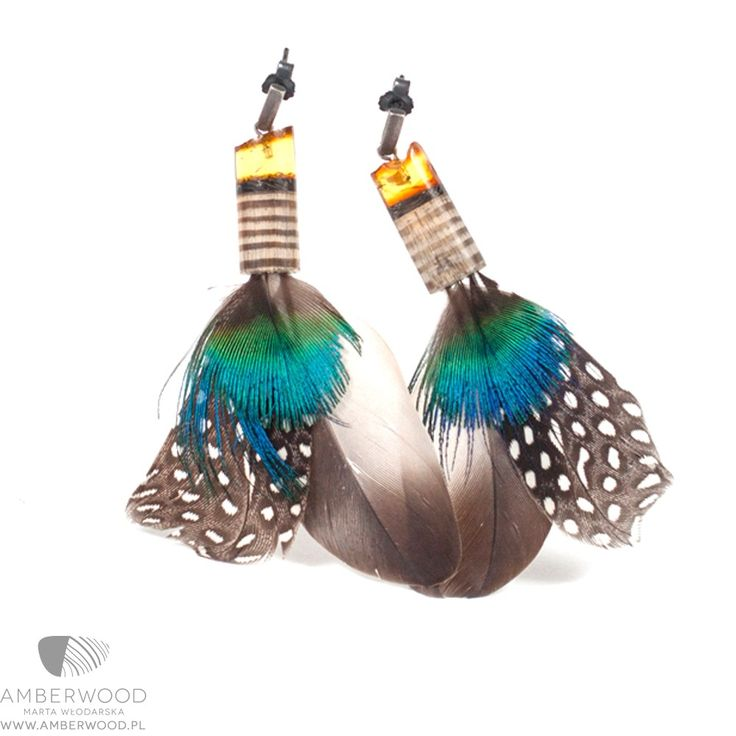 Earrings Amberwood SP1204