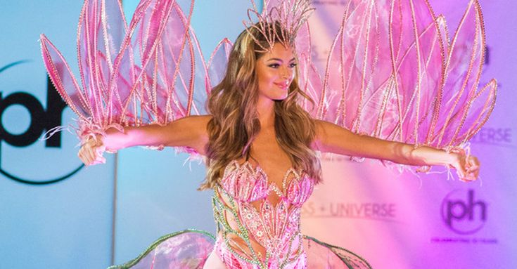 Zuma Congratulates Demi-Leigh On Miss Universe. See The Costumes That Got Her There.