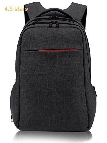 Norsens Lightweight Laptop Backpacks 15.6 Mens Slim Business Backpack for Laptop/Notebook/Computer
