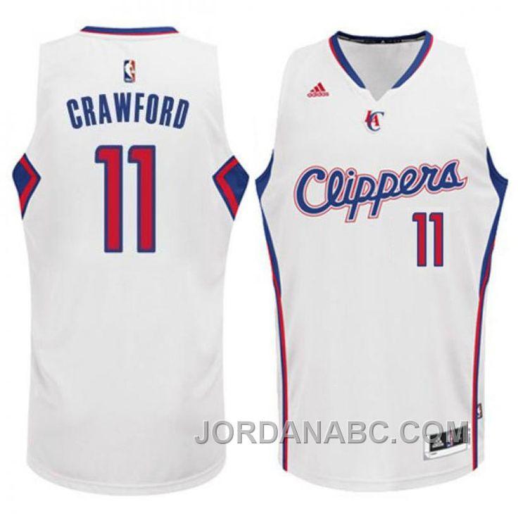ee8dacd5244 ... Jamal Crawford Swingman White Jersey Buy Glen Davis Los Angeles  Clippers New Swingman Home White Jersey from Reliable Glen Davis Los ...
