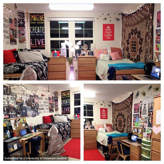 Dcad Dorm Rooms