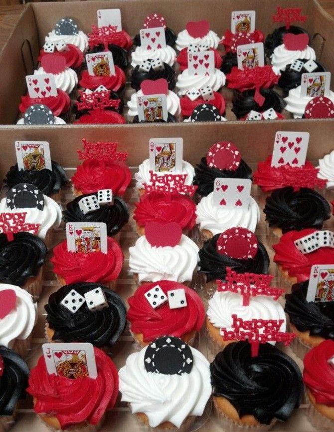 Casino Themed Dinner Party Menu 30 Bday Pinterest