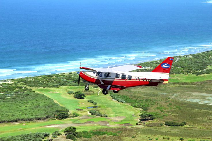 Charter a flight with @greatoceanair from the #barwonheadsairport    Destinations include 12 Apostles and a Melbourne City Orbit.