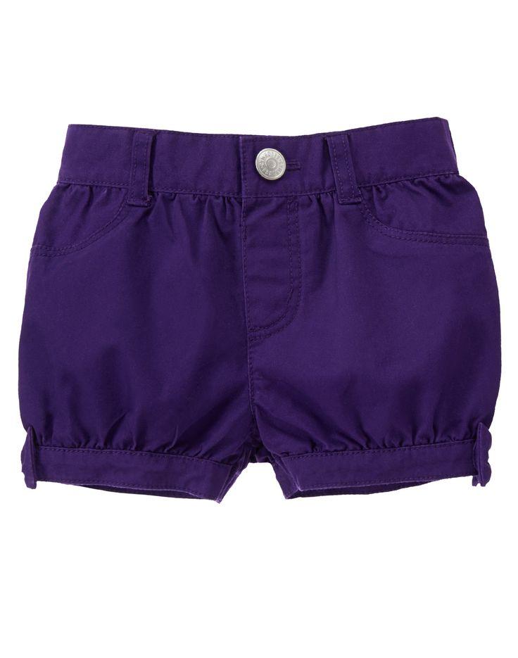 Bubble Shorts at Gymboree