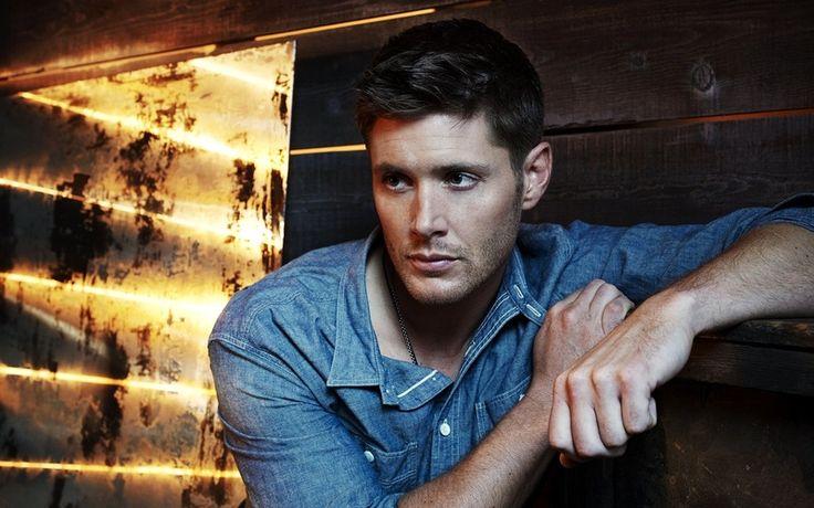 рубашка, jensen ackles, взгляд, мужчина, дженсен эклс, актер