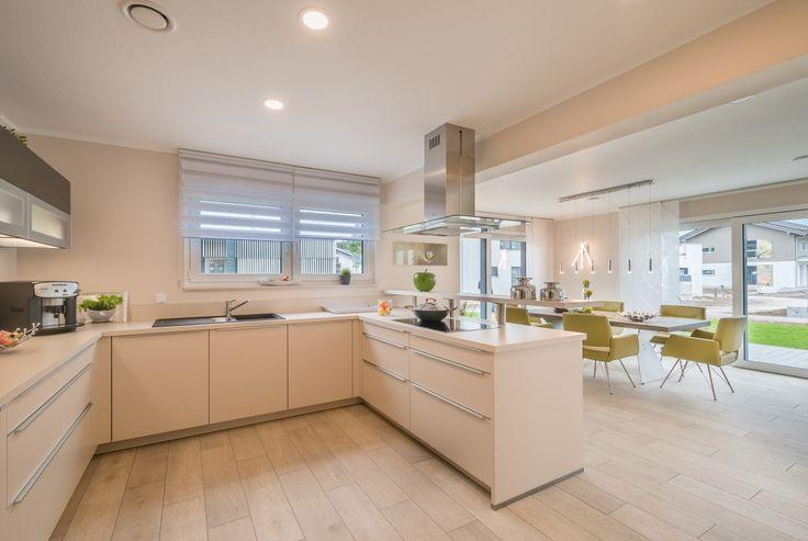 Musterhaus Modena - RENSCH-HAUS GMBH Einrichtung Küche - offene küche planen