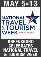 National Travel & Tourism Week - May 5 - 13, 2012