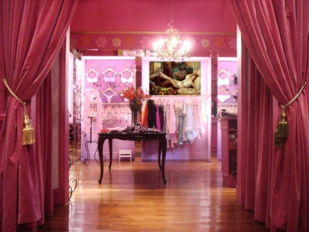 115 best images about lingerie store on pinterest for Abercrombie interior design and decoration