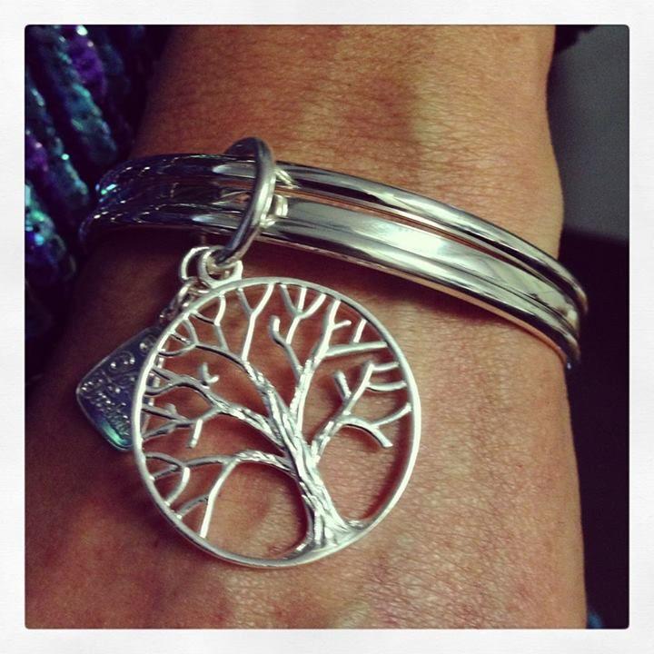 Hot off the press!!! VON TRESKOW'S - 'Tree of Life' Triple Bangle