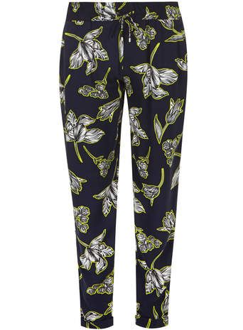 Navy and Lime Lily Joggers #DorothyPerkins
