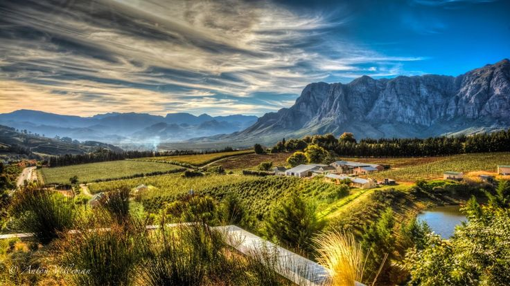 A perfect view at Clouds Estate photo taken by Anton Velleman #stunning #view http://cloudsestate.com/gallery.html
