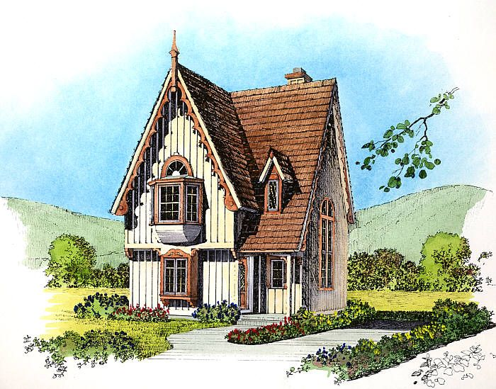 1000 images about gothic revival victorian on pinterest for Gothic revival house plans