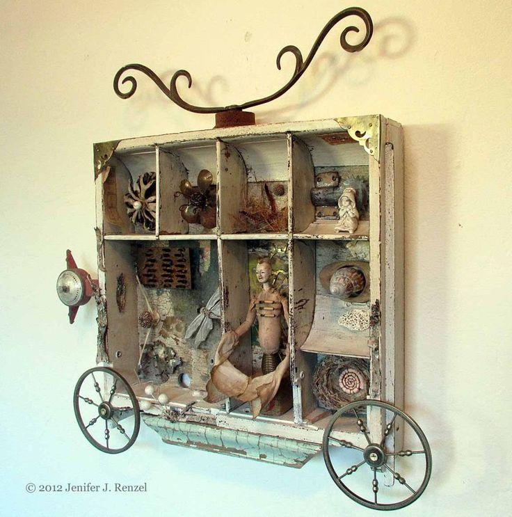 """Traveling Show"" by Jenifer Renzel"