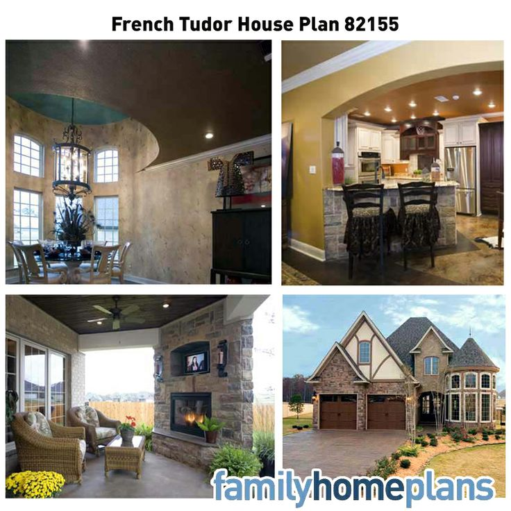 French tudor house plan house plans read more and french for French tudor