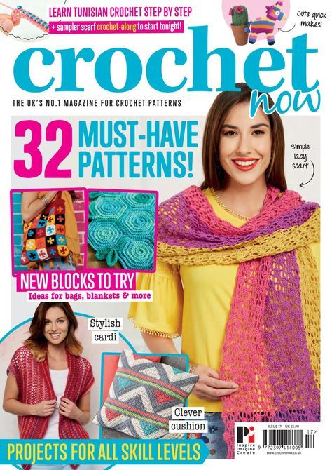 785 best crochet books images on pinterest crochet magazine crochet now 17 2017 fandeluxe Gallery
