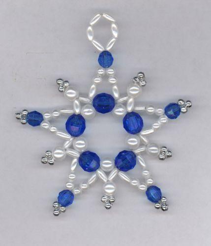 KitNKaboodle-Christmas-Ornament-Bead-Craft-Kit-New-Colorful-Pearl-Stars-Makes-3