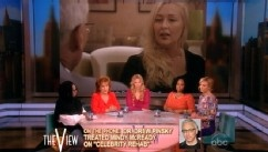 """VIDEO: Mindy asked at her bottom, """"Here I am. HOW did I get here?"""" Dr. Drew Pinsky says singer was """"mortified about the stigma and judgment of the public and the press."""" #Mindy McCready  #The View #Dr. Drew Pinsky  #addiction"""
