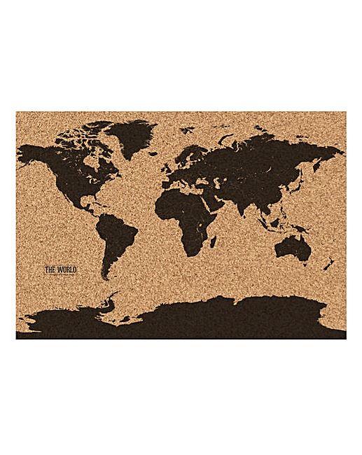 Corkboard Map | The Brilliant Gift Shop