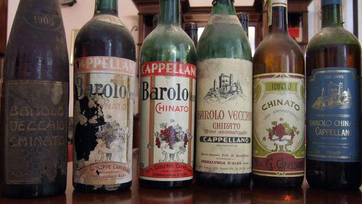 Vinho Todos os Dias!: Fontanafredda Barolo Chinato - #CBE