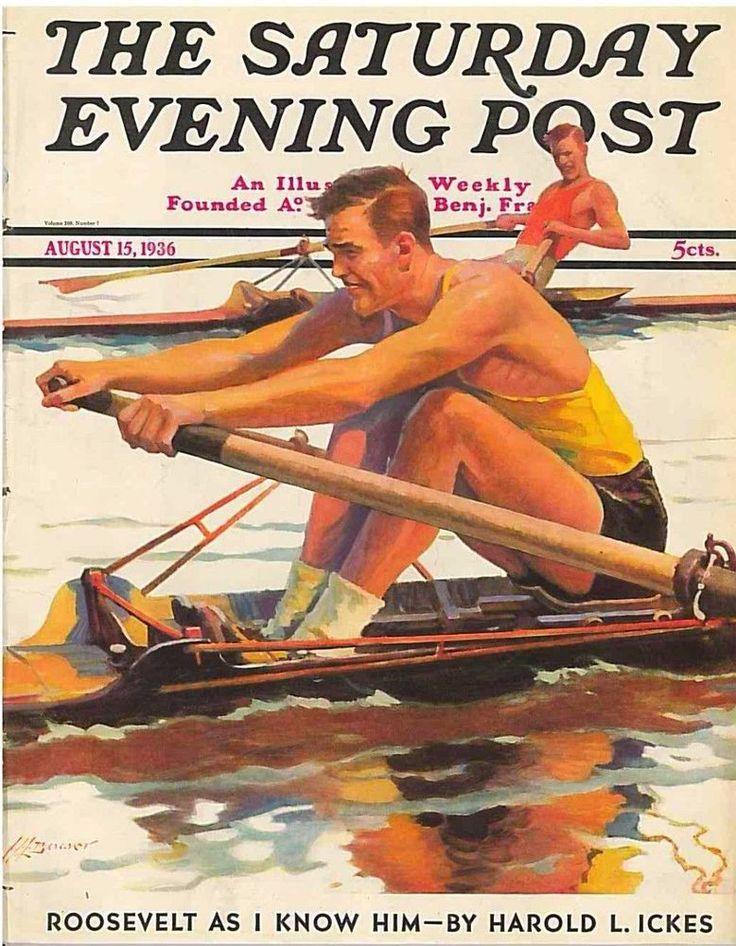 The Saturday Evening Post August 15 1936 Unique Birthday Gift Framed or Boxed