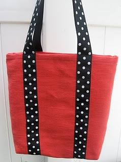 Placemat Tote Tutorial
