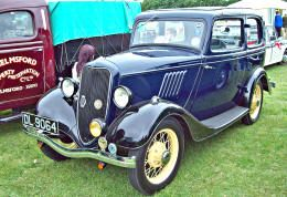 1933 1937 Ford 8hp Tudor Saloon Classic Ford Cars For Sale In Usa