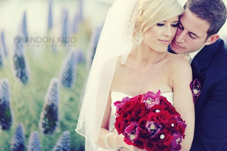 Tarek + Christina Married