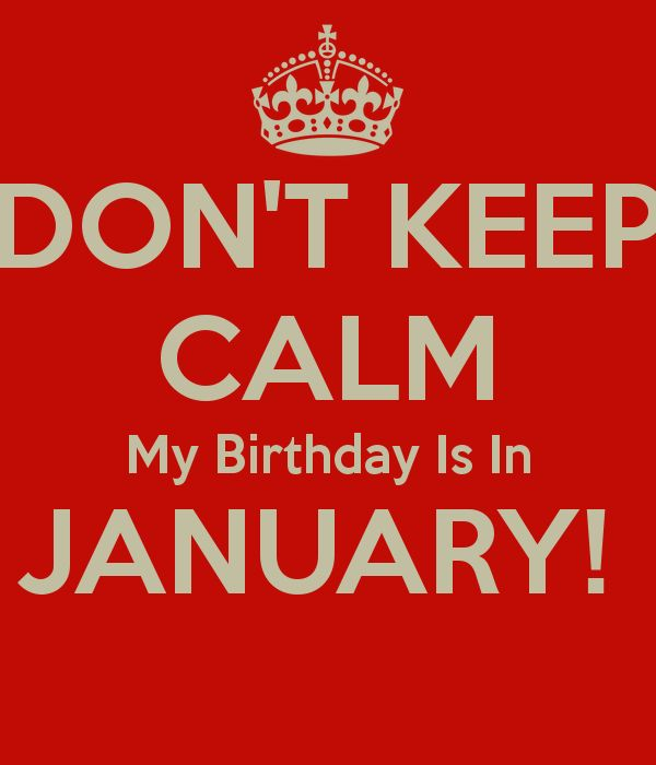 Two of my children's birthday's are in January. Matthew is 1/26 and Lisa Nicole  on the 19th.  And my oldest child, Cassandra's  baby, Kaiden born on 1/2/15.