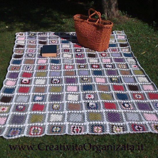 Pi di 25 fantastiche idee su maglia fatta all 39 uncinetto for Piani di coperta personalizzati