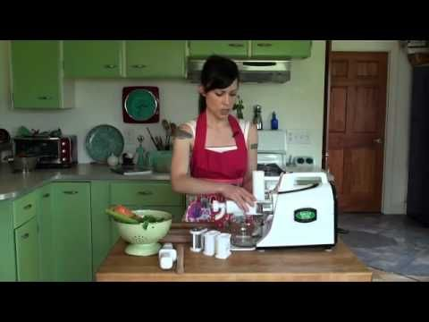 Green Star Elite Juicer for your healthy diet and recipes | Juicing Information