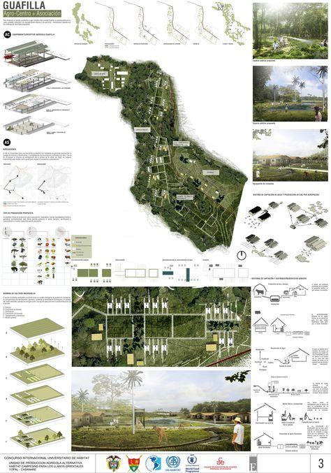 Galería de Primer Lugar en concurso internacional universitario de hábitat CONVIVE VIII / Colombia - 36