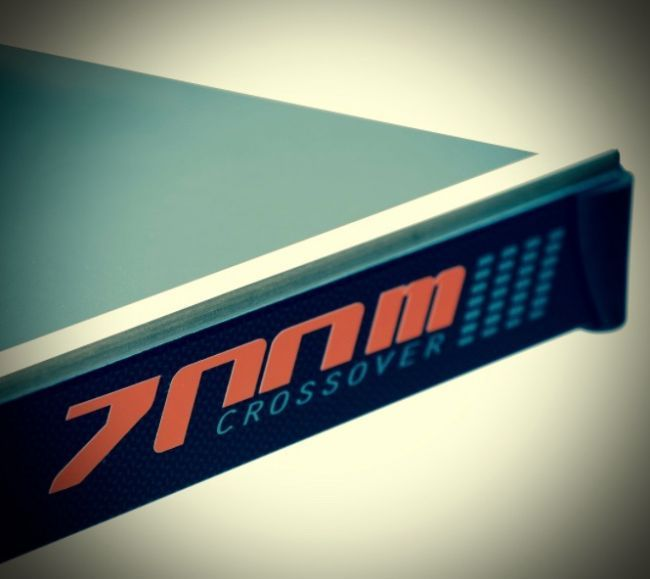 Stylish Logo Of The Cornilleau 700M Indoor Outdoor Crossover Ping Pong  Table. Itu0027s An Expensive