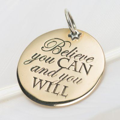Palas Jewellery - Believe you can charm xx